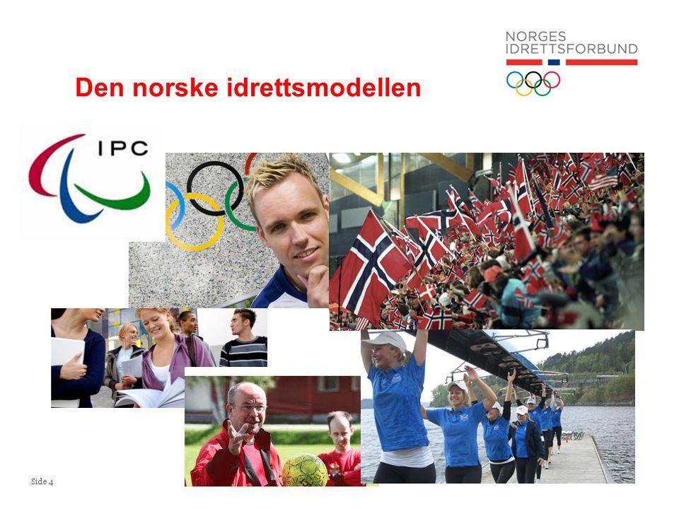 Den norske idrettsmodellen