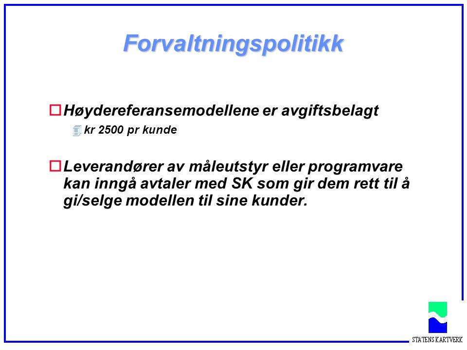 Forvaltningspolitikk