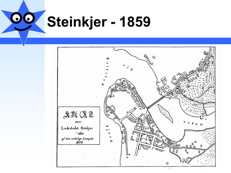 Steinkjer - 1859