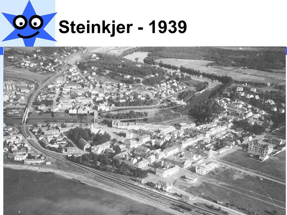 Steinkjer - 1939