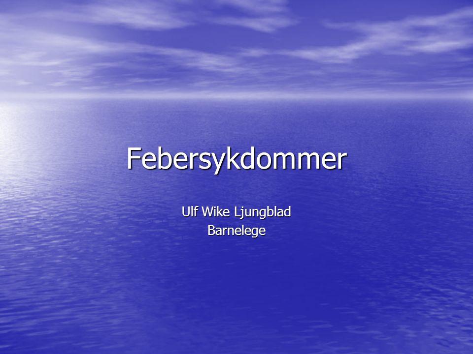 Ulf Wike Ljungblad Barnelege