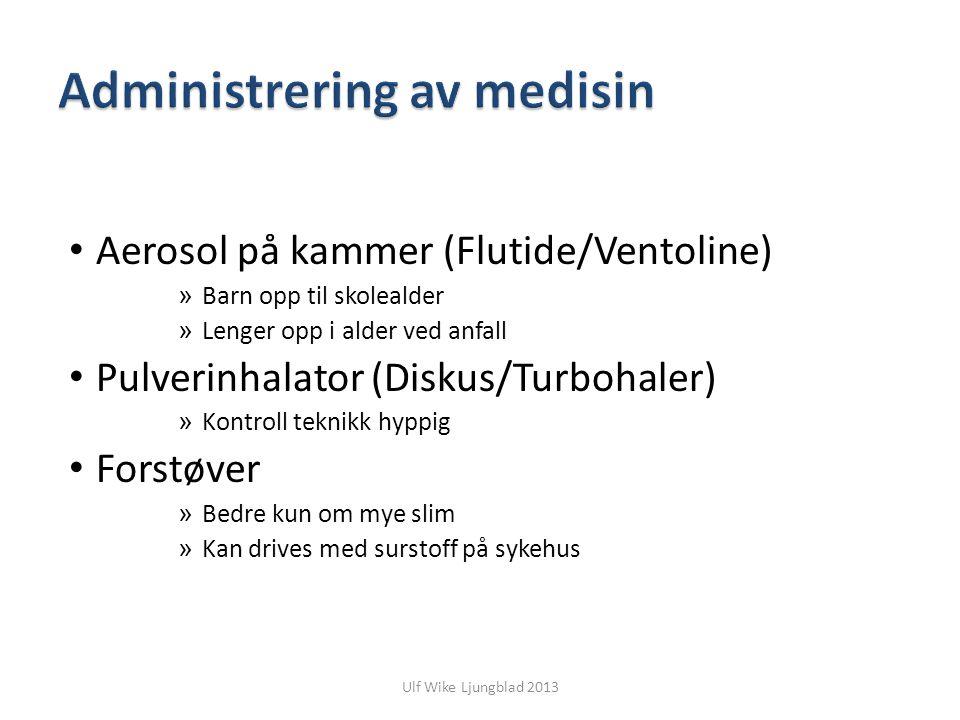 Administrering av medisin