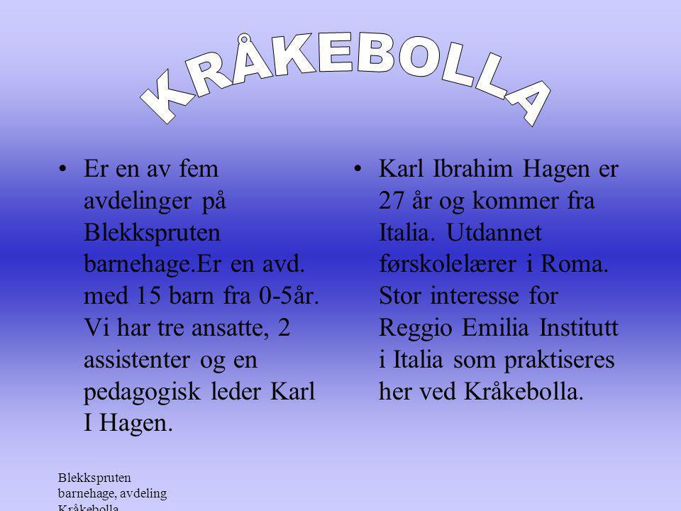 KRÅKEBOLLA