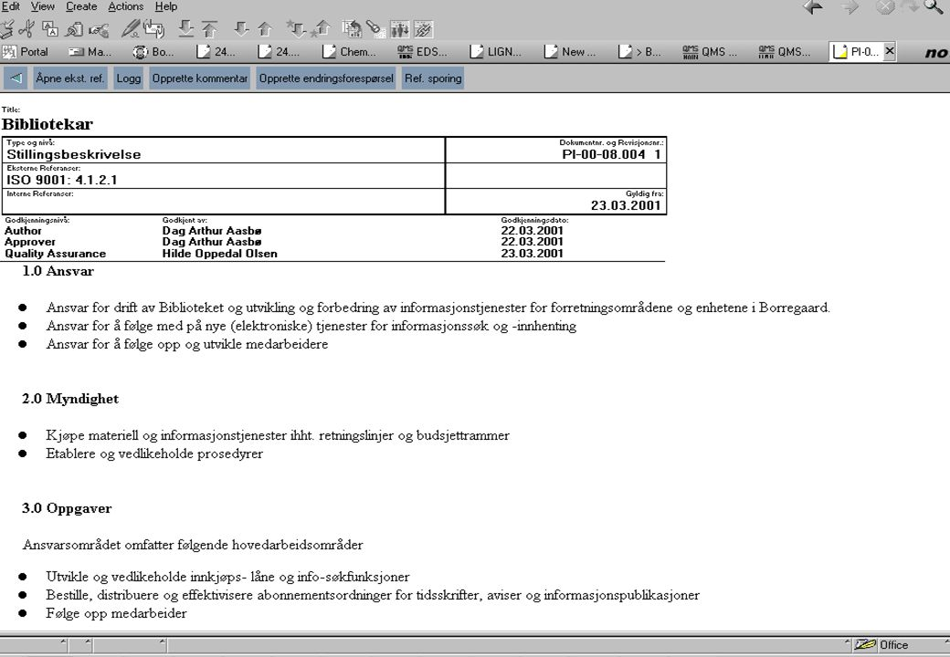 Presentation - page 4