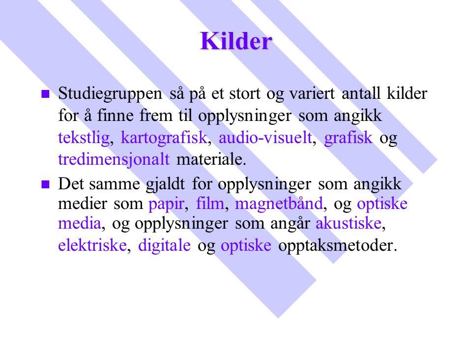 Kilder
