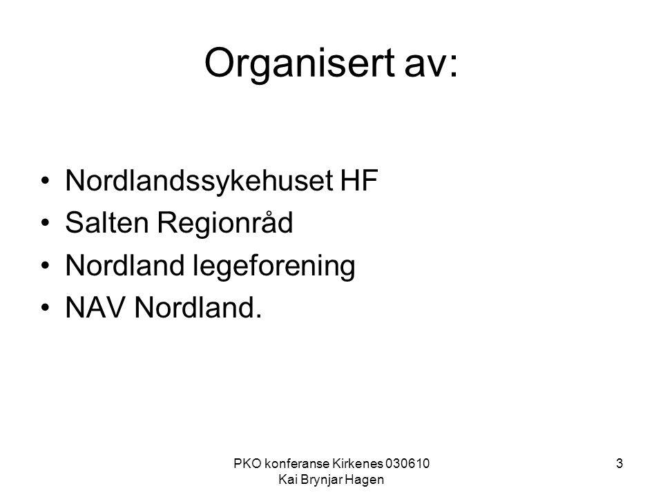 PKO konferanse Kirkenes 030610 Kai Brynjar Hagen