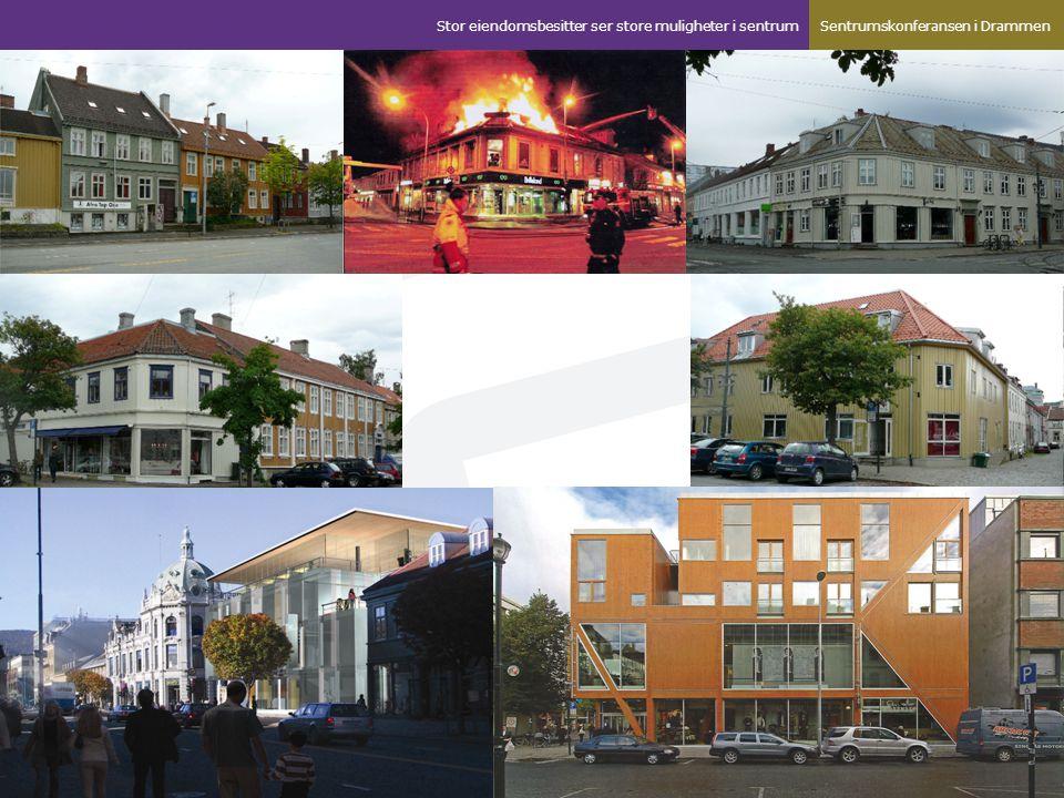 Stor eiendomsbesitter ser store muligheter i sentrum