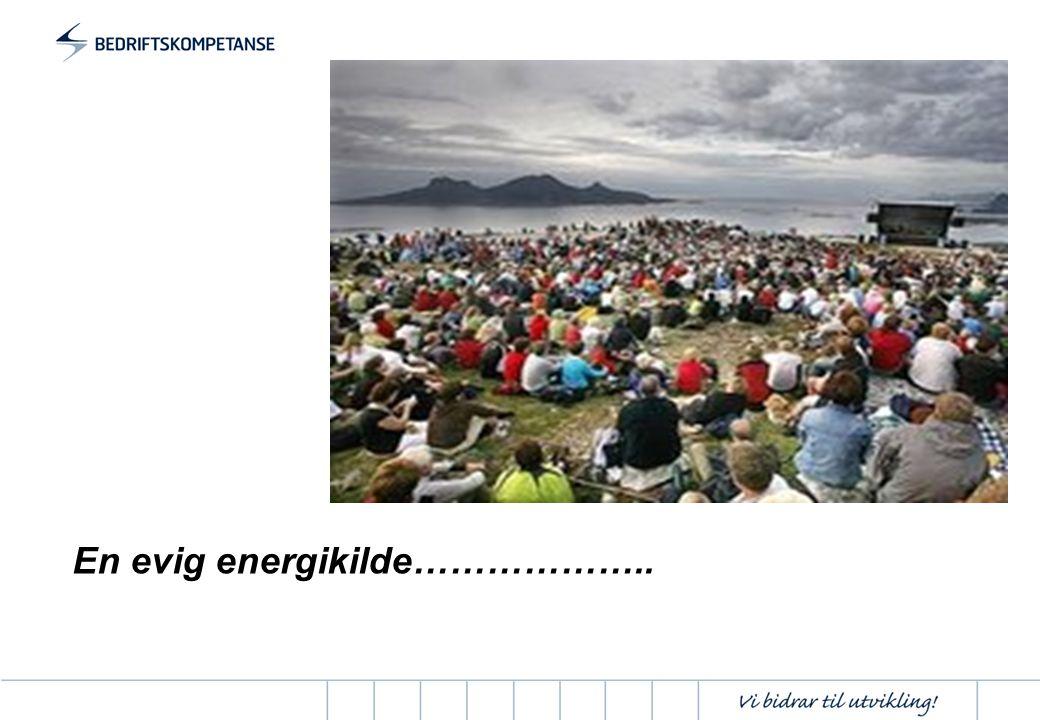 En evig energikilde………………..