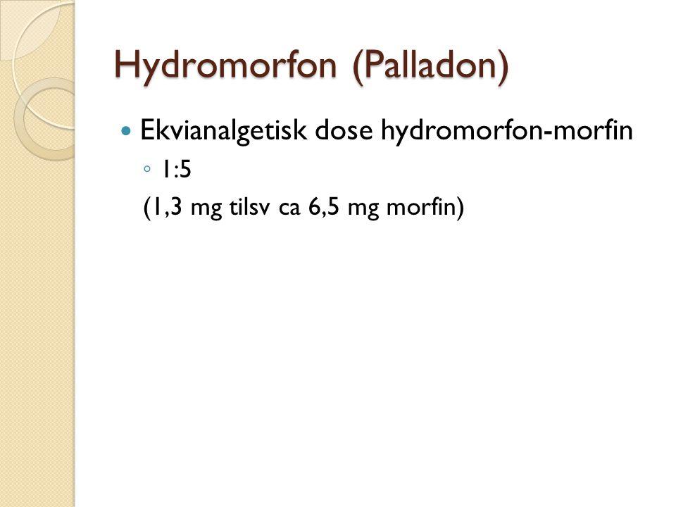 Hydromorfon (Palladon)