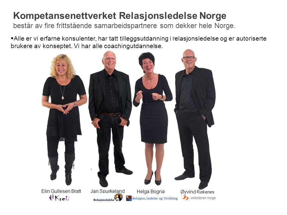 Kompetansenettverket Relasjonsledelse Norge