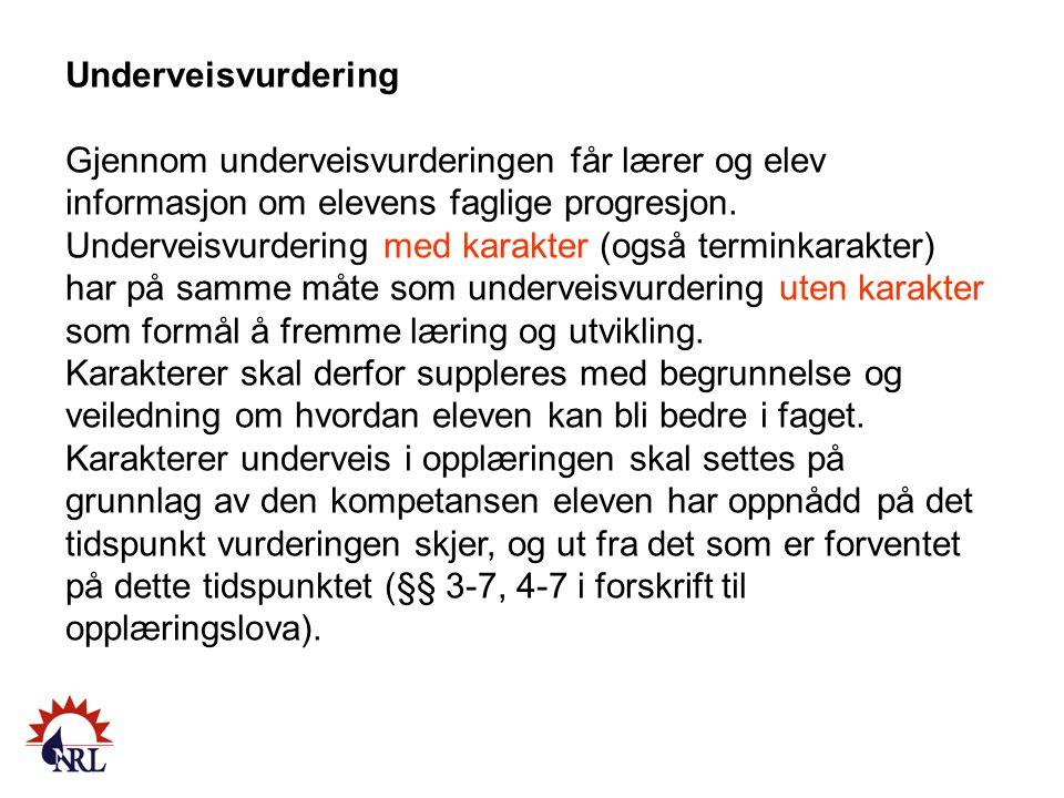Underveisvurdering