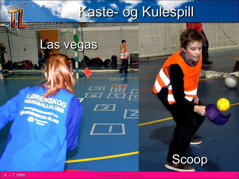 Las Vegas, Scoop Kaste- og Kulespill Las vegas Scoop 14