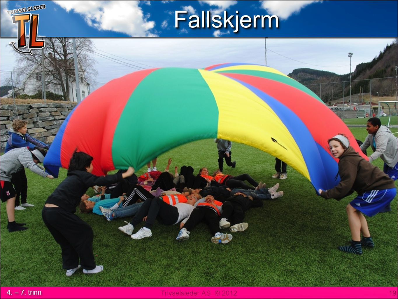 Fallskjerm Fallskjerm 19