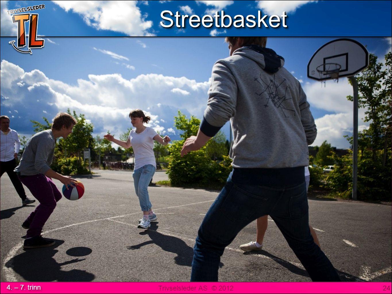 STreetbasket Streetbasket 24