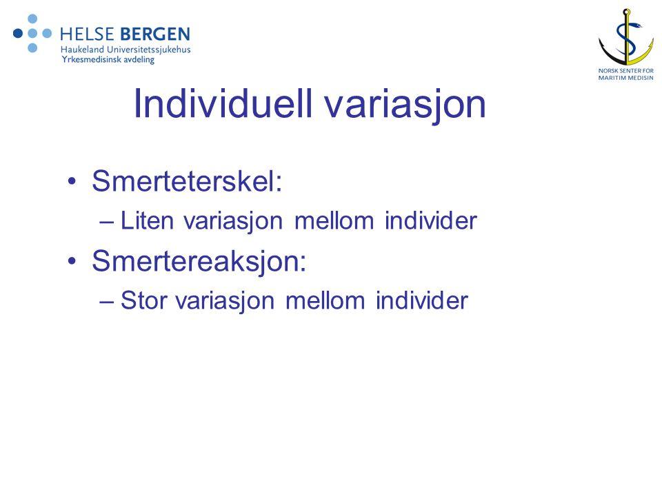 Individuell variasjon