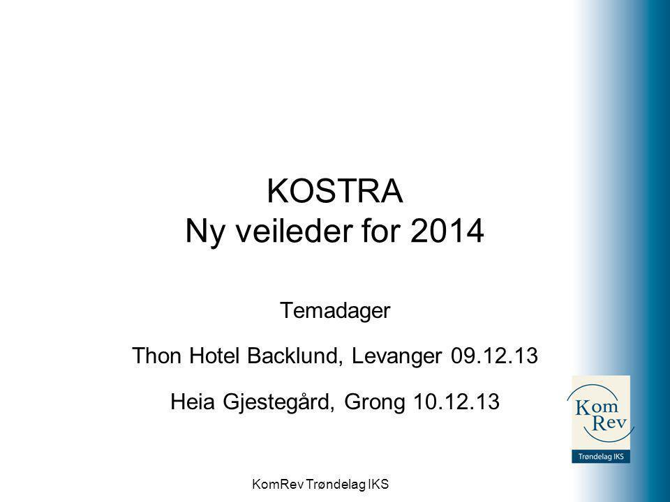 Thon Hotel Backlund, Levanger 09.12.13