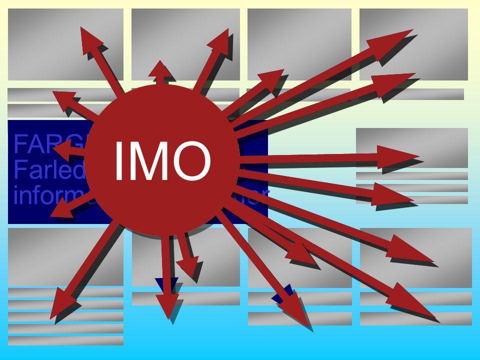 IMO FARGIS: Farleds geografiske informasjonssystemer