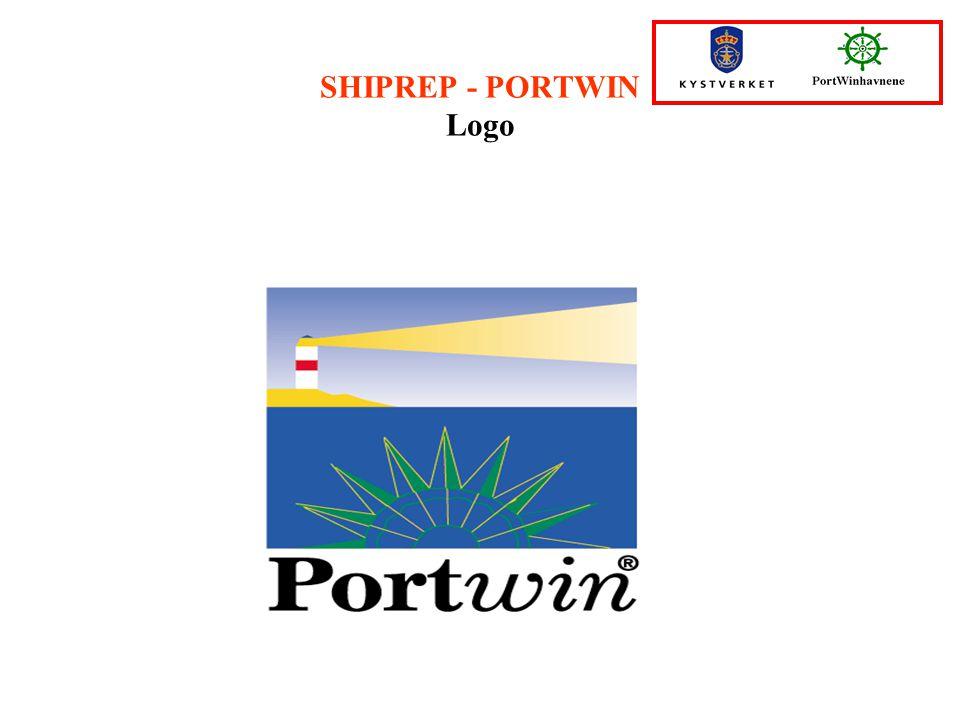SHIPREP - PORTWIN Logo