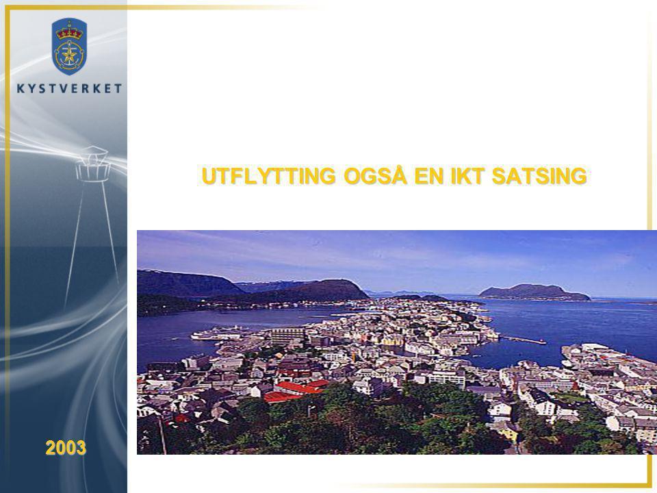 UTFLYTTING OGSÅ EN IKT SATSING