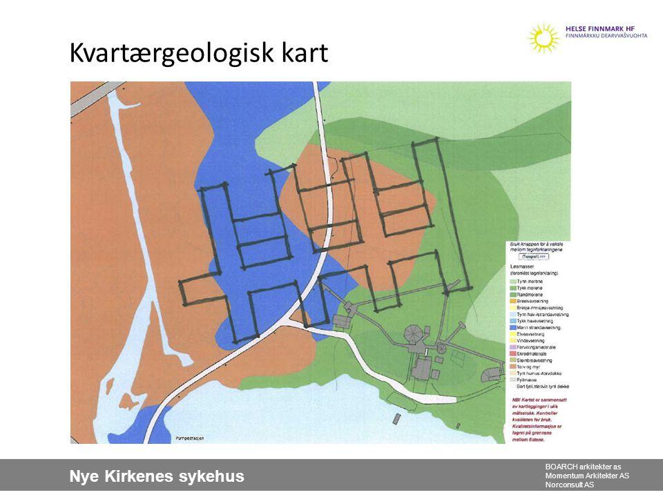 Kvartærgeologisk kart