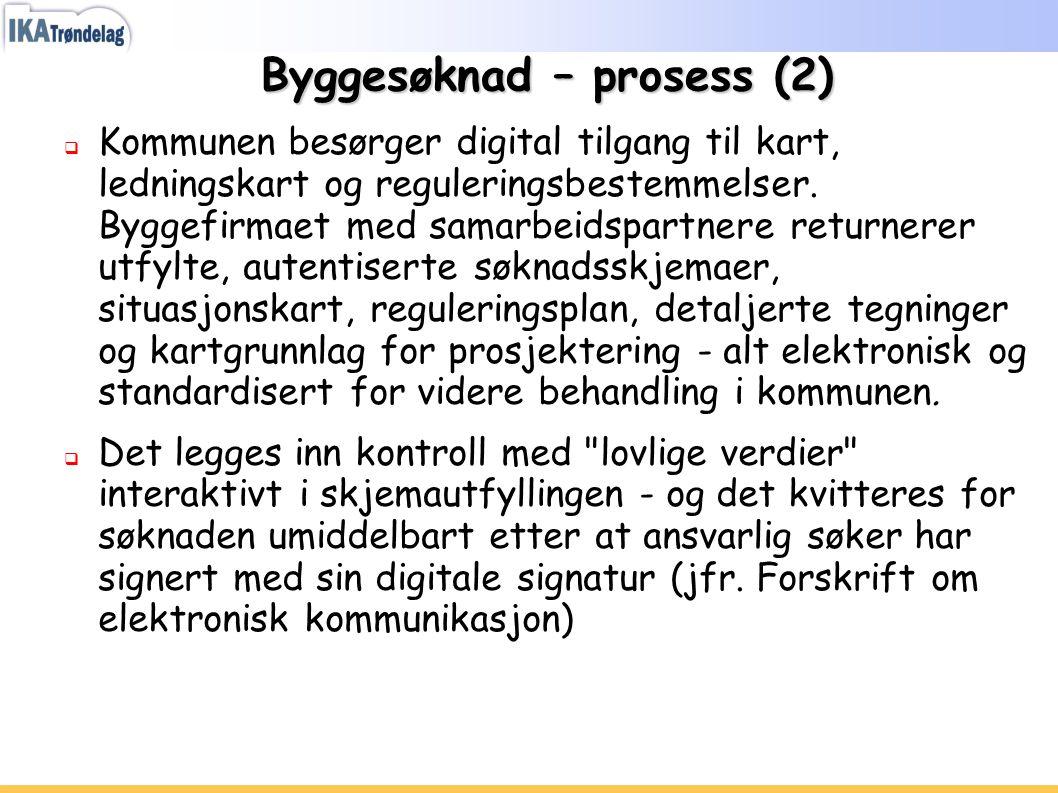 Byggesøknad – prosess (2)