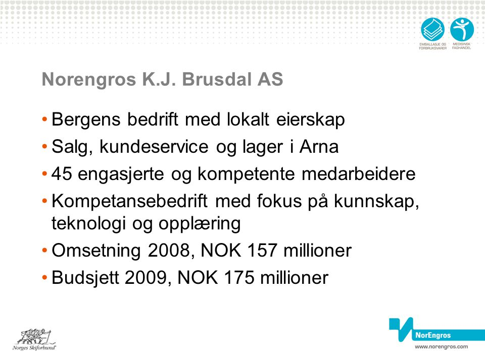 Norengros K.J. Brusdal AS