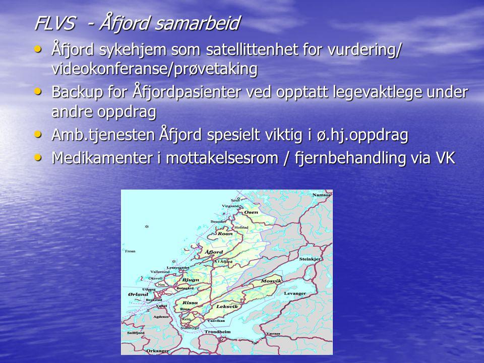 FLVS - Åfjord samarbeid