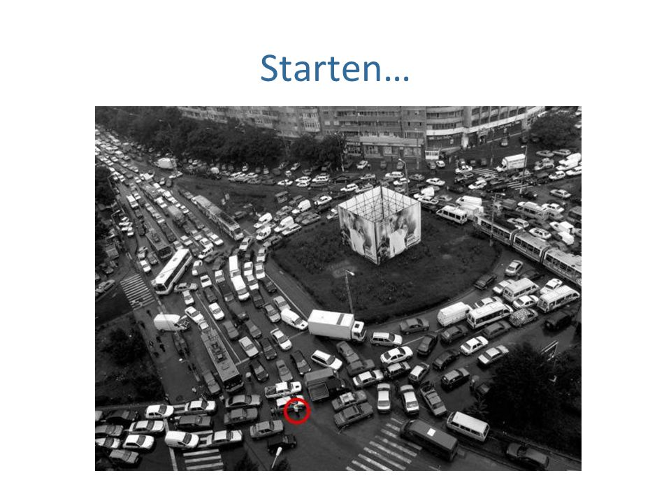 Starten…