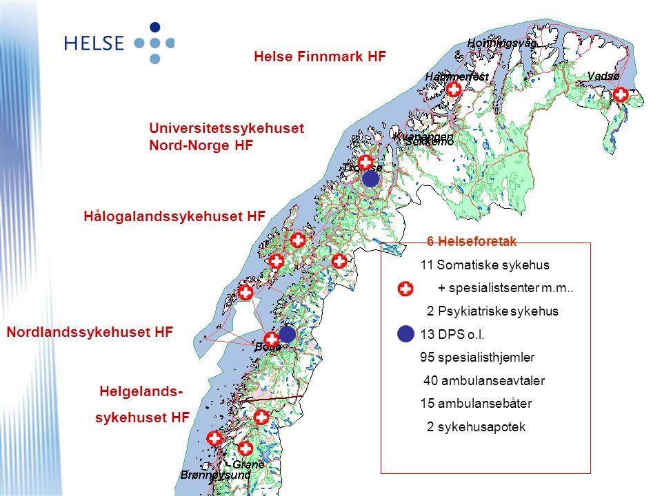 Universitetssykehuset Nord-Norge HF