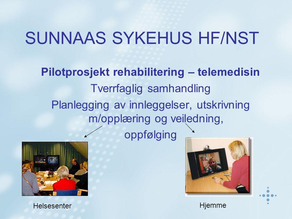 SUNNAAS SYKEHUS HF/NST