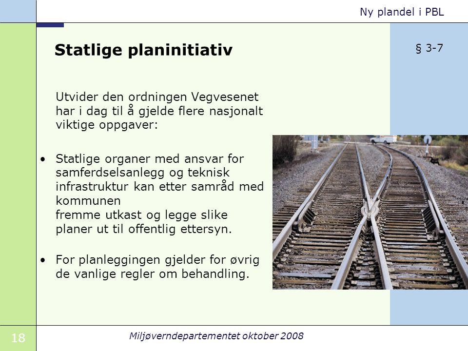 Statlige planinitiativ