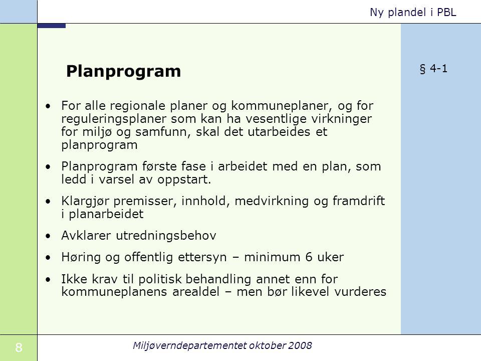 Planprogram § 4-1.