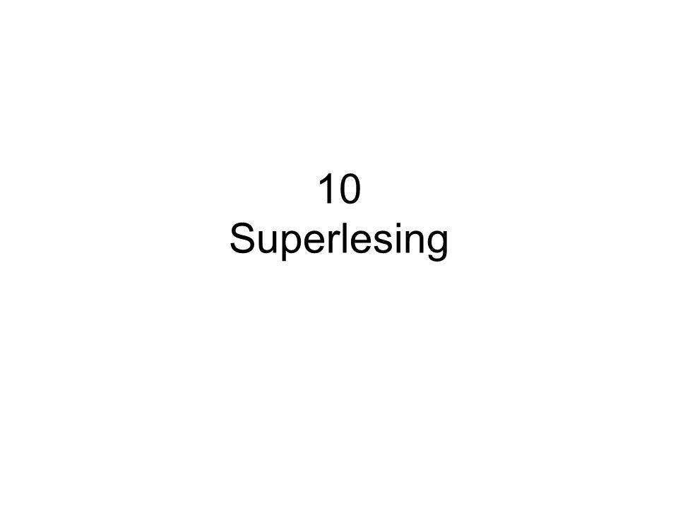 10 Superlesing
