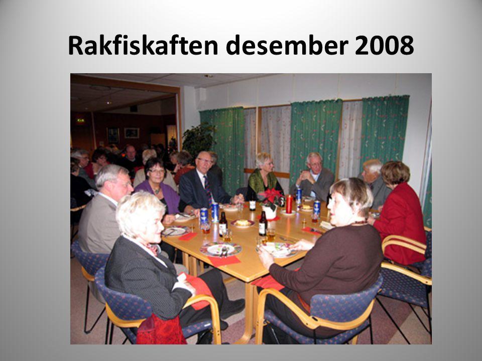 Rakfiskaften desember 2008