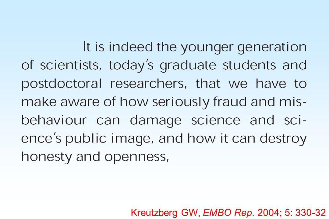 Kreutzberg GW, EMBO Rep. 2004; 5: 330-32