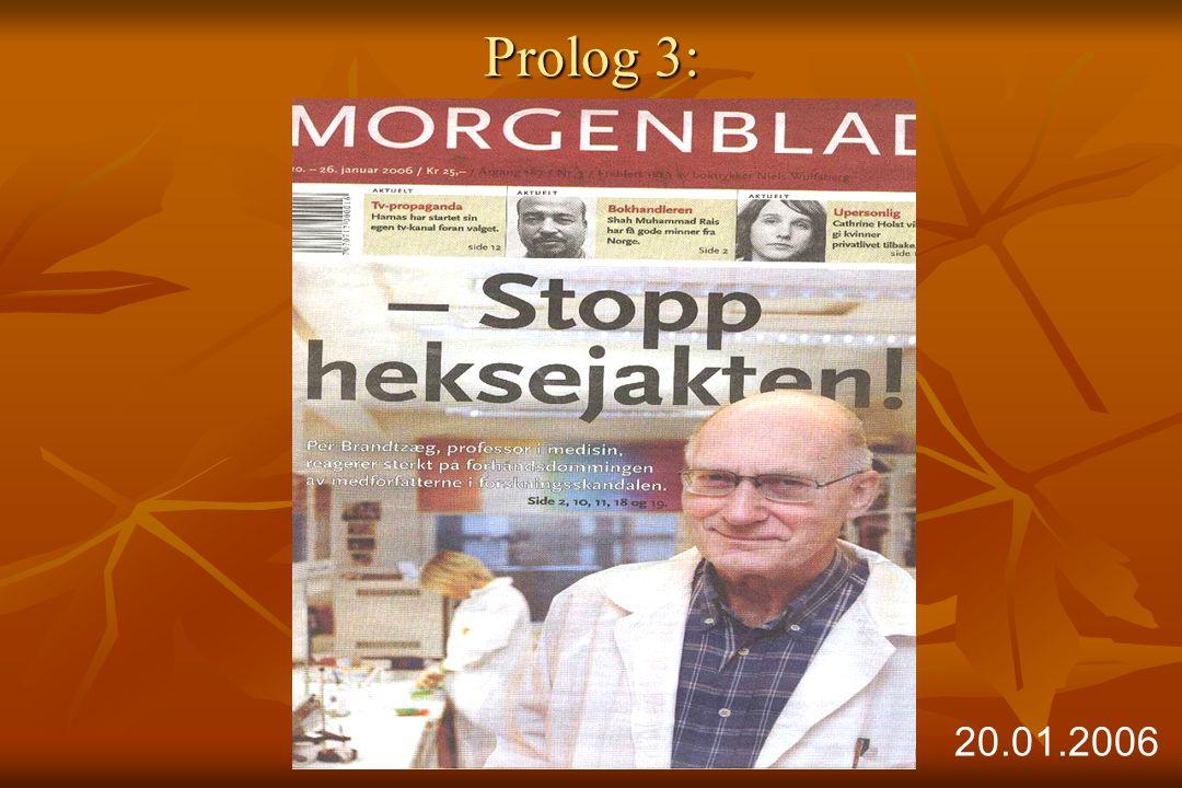 Prolog 3: 20.01.2006