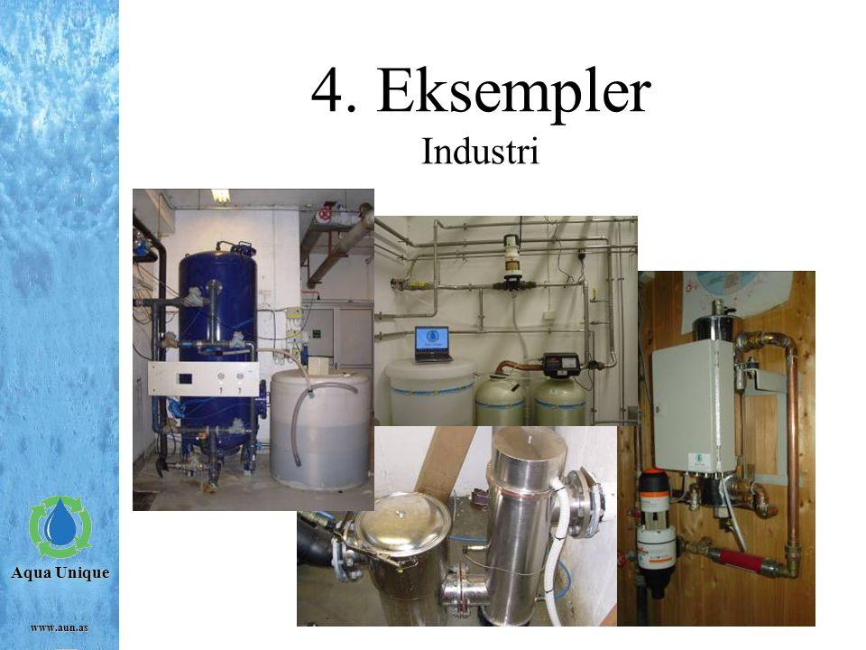 4. Eksempler Industri