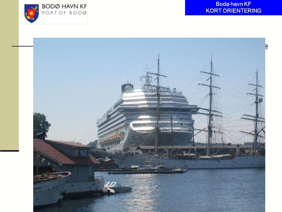 Bodø havn KF KORT ORIENTERING 7