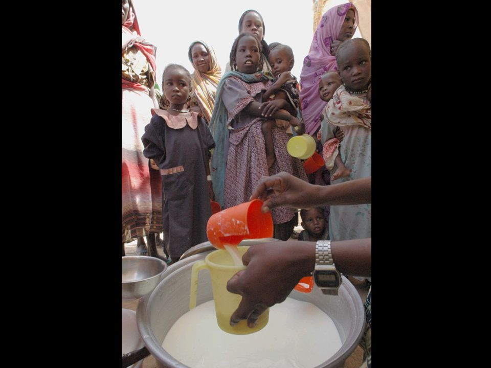 Hjelpearbeid i Sudan www.ausaid.gov.au