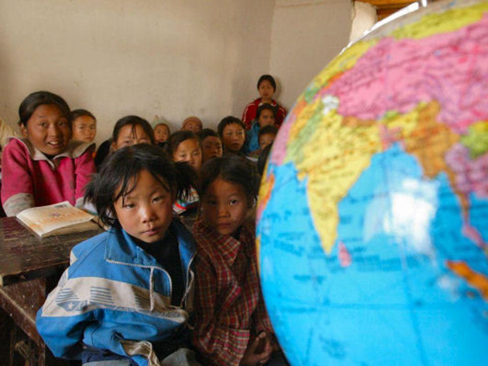 Kunnskap er viktig. Misjonsalliansens støtter bl. a