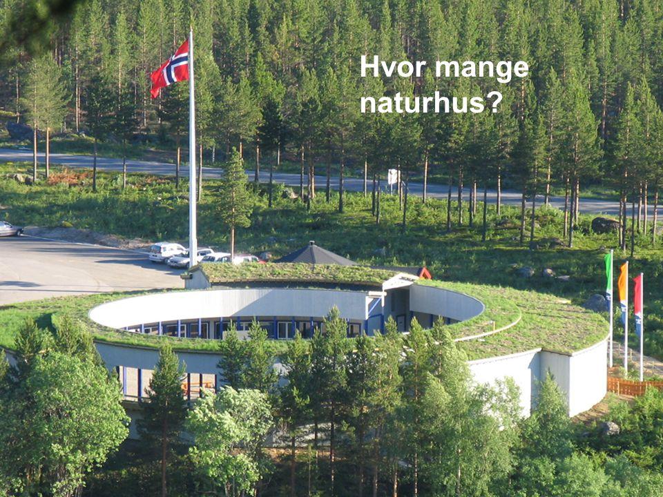 Hvor mange naturhus nordland