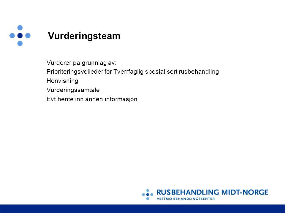 Vurderingsteam