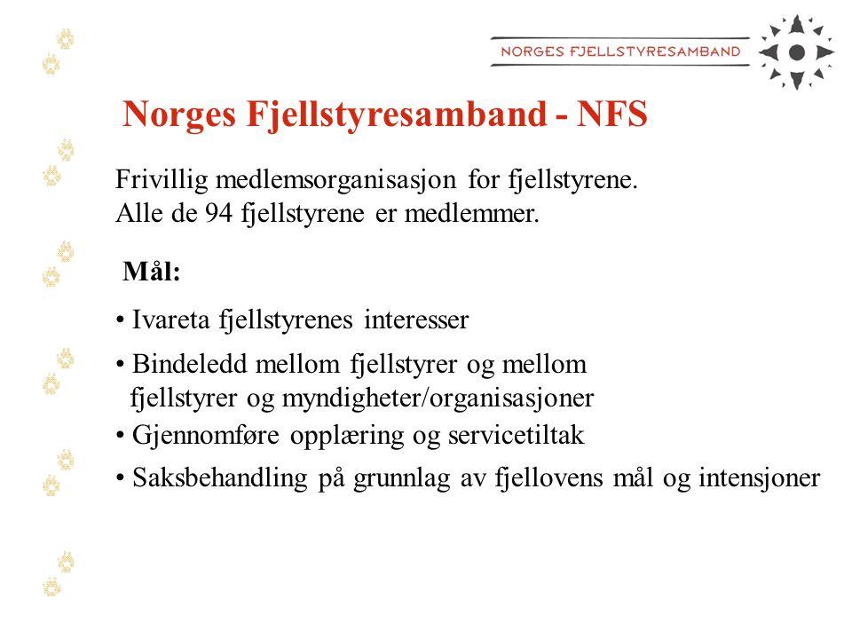 Norges Fjellstyresamband - NFS