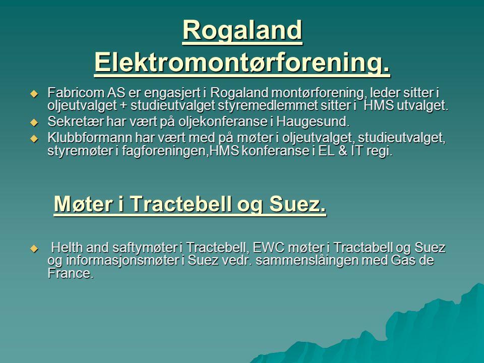Rogaland Elektromontørforening.