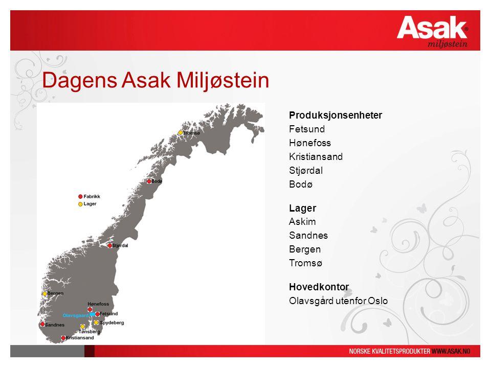 Dagens Asak Miljøstein