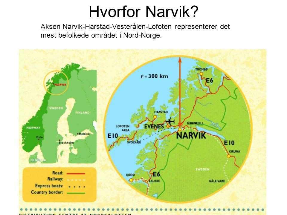 Hvorfor Narvik.