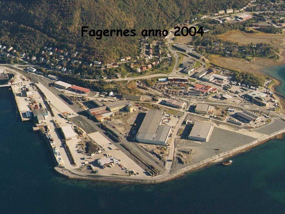 Fagernes anno 2004 Fagernes anno 2004