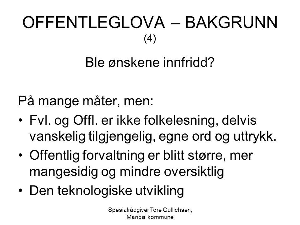 OFFENTLEGLOVA – BAKGRUNN (4)