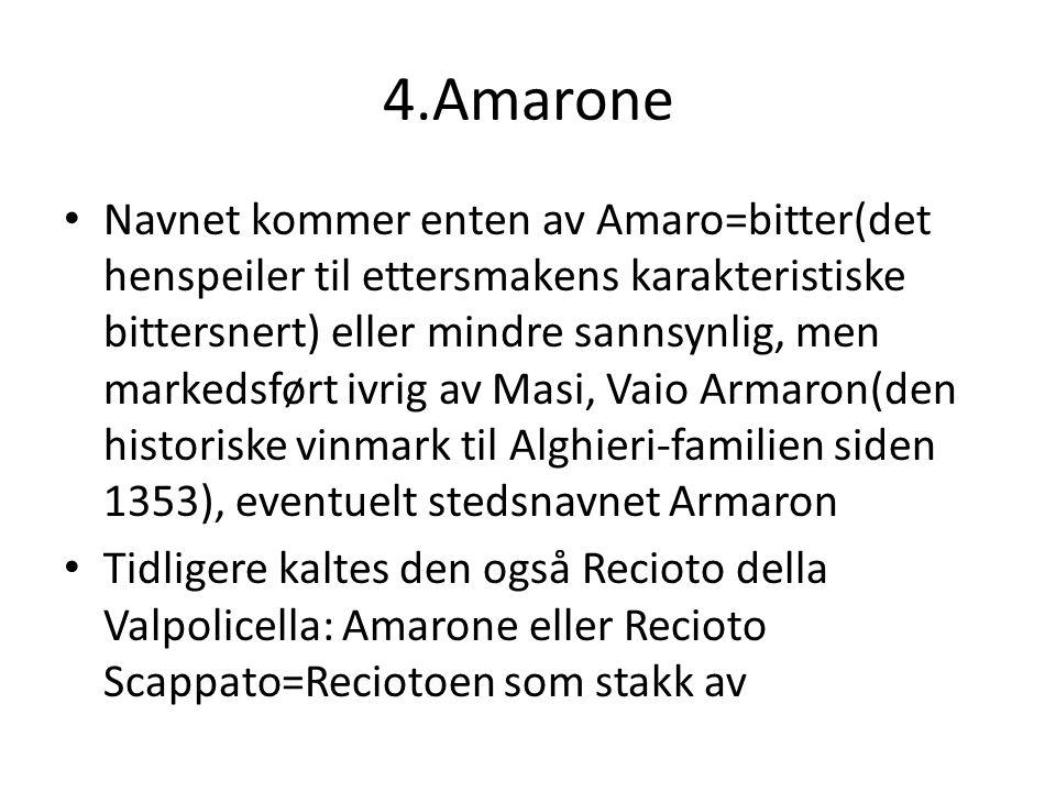4.Amarone