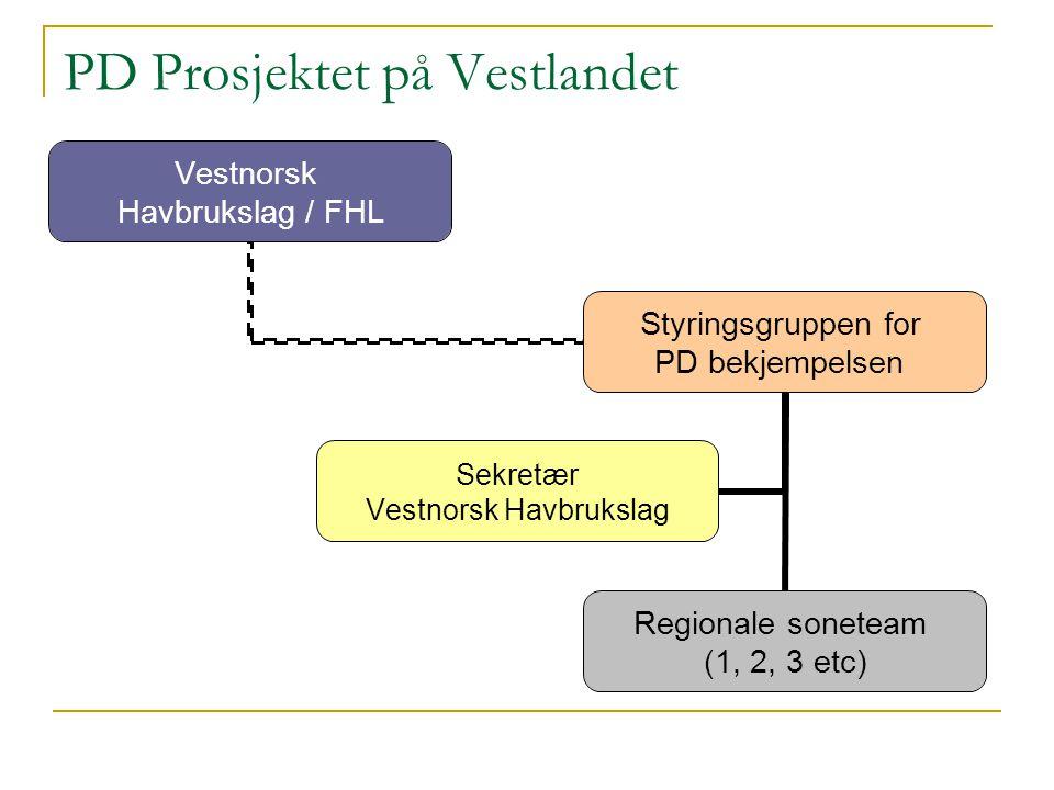 PD Prosjektet på Vestlandet